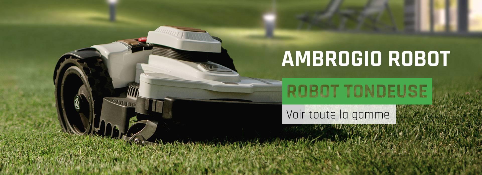 Robot automatique Ambrogio